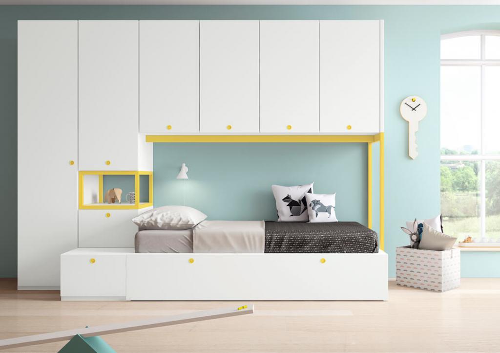 Dormitorios Infantiles y Juveniles | Tarimas de Extremadura